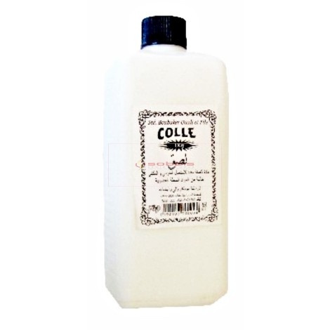 COLLE BLANCHE 1 LITRE MAJED....