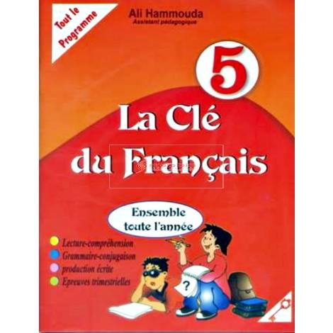 5/ LA CLE DU FRANCAIS