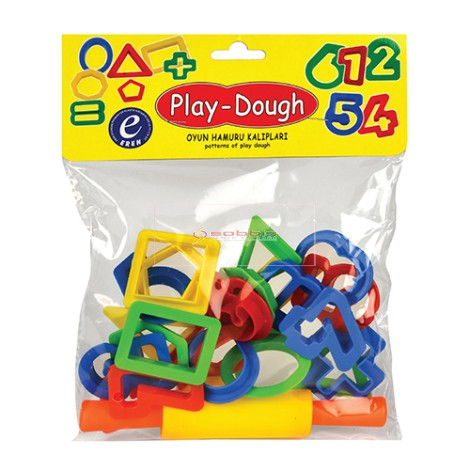 ART-PEINT FORMES CHIFFRES R-013 PLAY DOUGH...