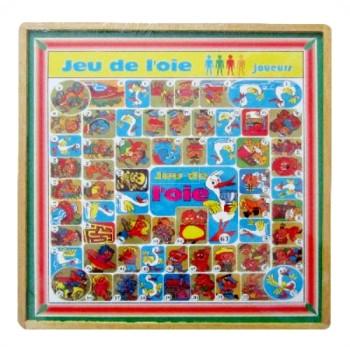 JEU…CHEVEAUX L'OIE