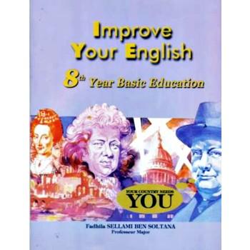 8/ IMPROVE YOUR ENGLISH
