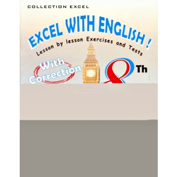 8/ EXCEL WITH ENGLISH