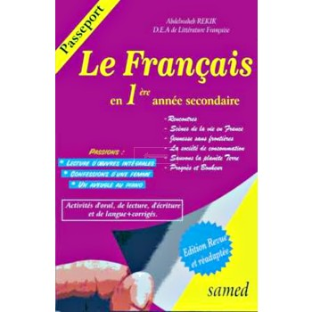 1, LE FRANCAIS EN 1° PASSEPORT