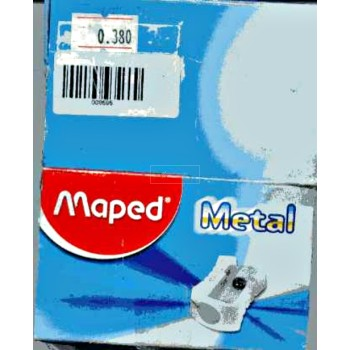 TAILLE CRAYON 2 METAL R-506700 MAPED ....PAQ(20)=