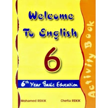 6/ WELCOME TO ENGLISH