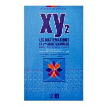 2, XY2 MATH (ECO&SERVICES)