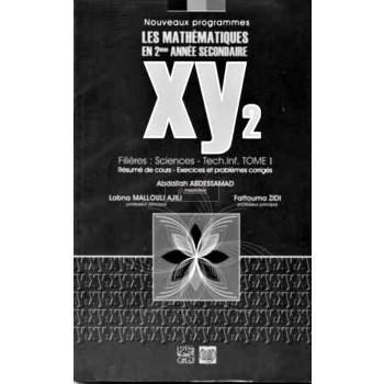 2, XY2 MATH PLUS (SC+INFO) T1