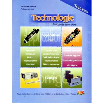 1, TECHNOLOGIE APPLICATIONS