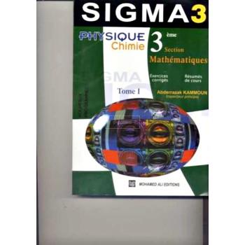 3, SIGMA PHY T1 (MATH)