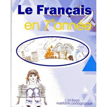 7/ AMELIORE FRANCAIS AU COLLEGE