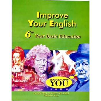 6/ IMPROVE YOUR ENGLISH NOUV