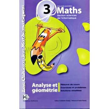 3, LES CAH MATHS ANAL/GEO(INFO)