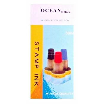 ENCRE TAMPON NOIR OCEAN