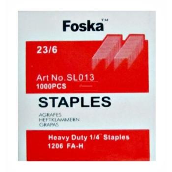 AGRAFES 23-6 FOSKA....