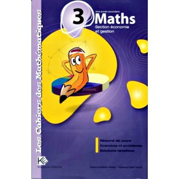 3, LES CAH MATHS ANAL/GEO(ECO/GEST)
