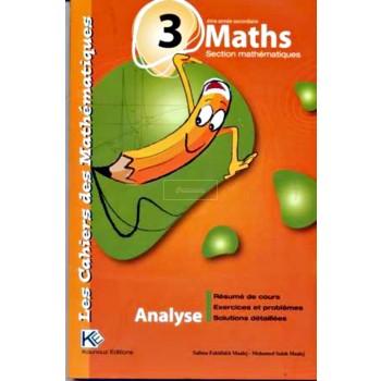 3, LES CAH MATHS ANAL(MATHS)