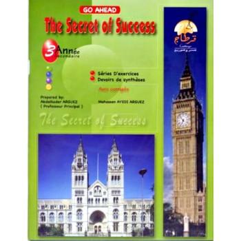 3, THE SECRET OF SUCCES