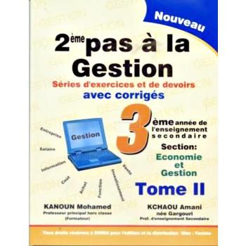 3, 2EME PAS A LA GESTION T2