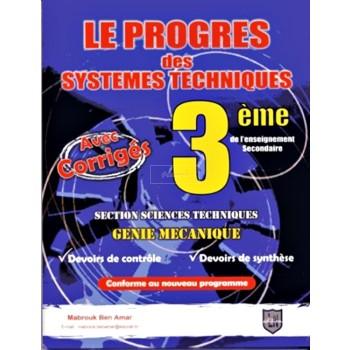 3, LE PROGRES DES SYST TECHNI