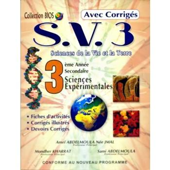 3, SV3 SCIENCES EXP