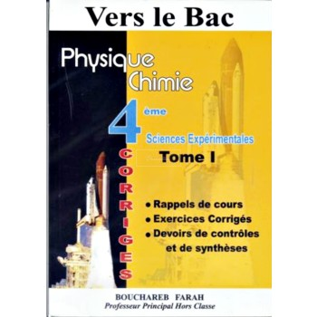 4, VERS LE BAC PHY (SCI EXP) T1