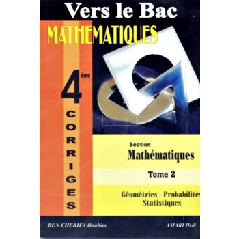 4, VERS LE BAC MATH (MATHS) T2