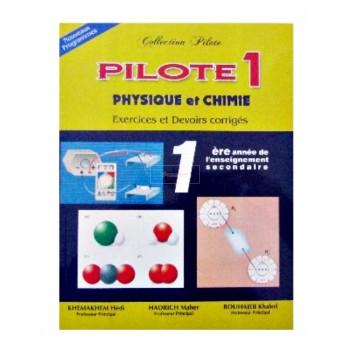 1, PILOTE1 PHYSIQUE CHIMIE