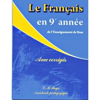 9/ AMELIORE FRANCAIS AU COLLEGE