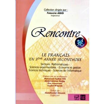 3, RENCONTRE + 3EME(SCIENCES)
