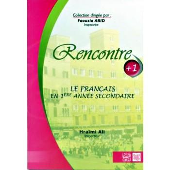 1, RENCONTRE + 1ERE