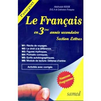 3, FRANCAIS EN 3°PASSEPORT(LETTRE)