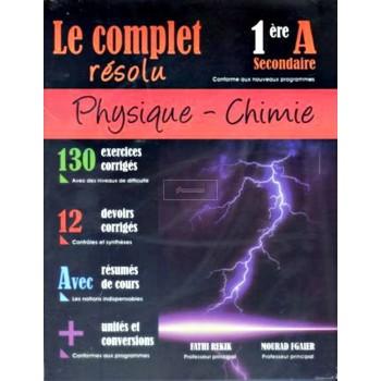 1, LE COMPLET PHYSIQUE
