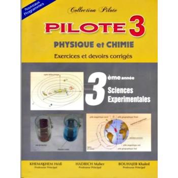 3, PILOTE3 PHYSIQUE CHIMIE(SCIENCES)T1