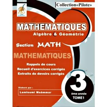 3, MATH PILOTE (MATH) T1