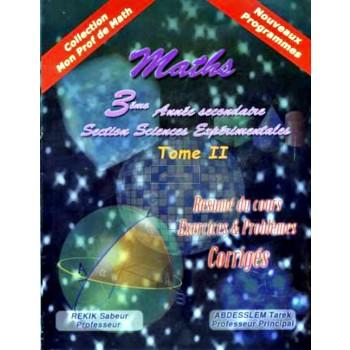3, MATHS (SEC SCIENCES EXP) T2