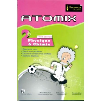 2, ATOMIX PHY-CHI (SECTION SCIENES)