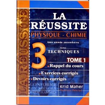 3, LA REUSSITE PHY-CH (SEC TECH)T1