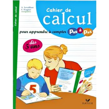 CAHIER DE CALCUL POUR APPRENDRE A COMPTE