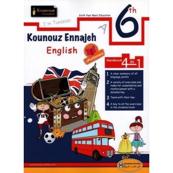 6/ KOUNOUZ ENNAJAH ENGLISH