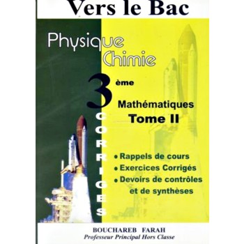 3, VERS LE BAC PHY-CHIM (SCIENCES) T2