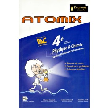4, ATOMIX PHY&CHI SCI INFORMATIQUE