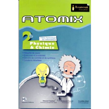 2, ATOMIX PH/CHI SEC TECH INFO