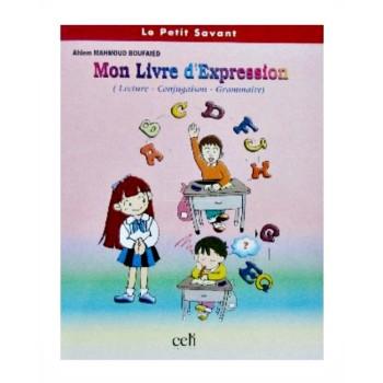MON LIVRE D'EXPRESSION