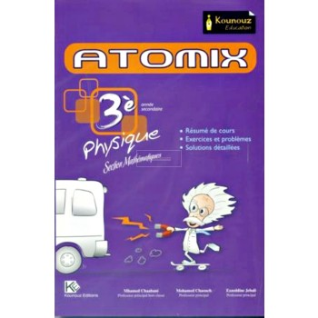 3, ATOMIX CHIMIE (SECTION MATH)