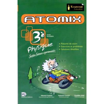 3, ATOMIX PHY (SECTION SCIENCES EXP)