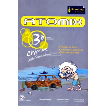 3, ATOMIX CHIMIE (SECTION TECHNIQUE)