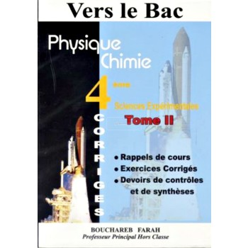 4, VERS LE BAC PHY (SCI EXP) T2