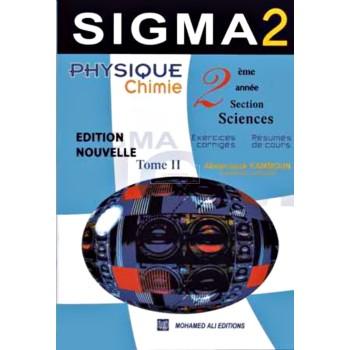 2, SIGMA2 PHYSIQUE (SCIENCES)T2