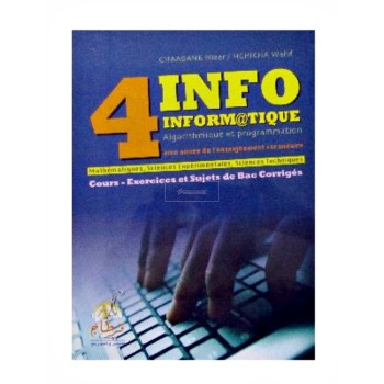 4, INFO4 ALGO PROG (SCIENTIFIQUE)