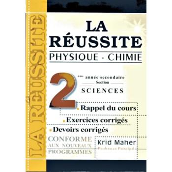 2, LA REUSITE PHY/CHI (SCIENCES)